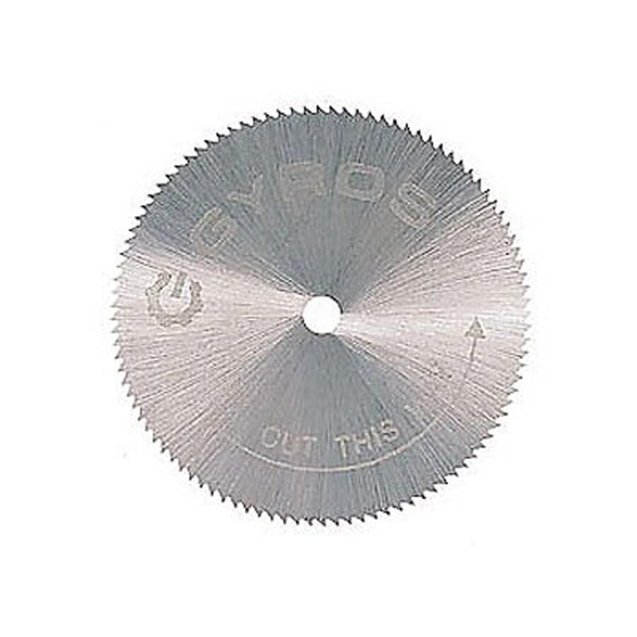 Gyros 10-Piece Cutting Wheels