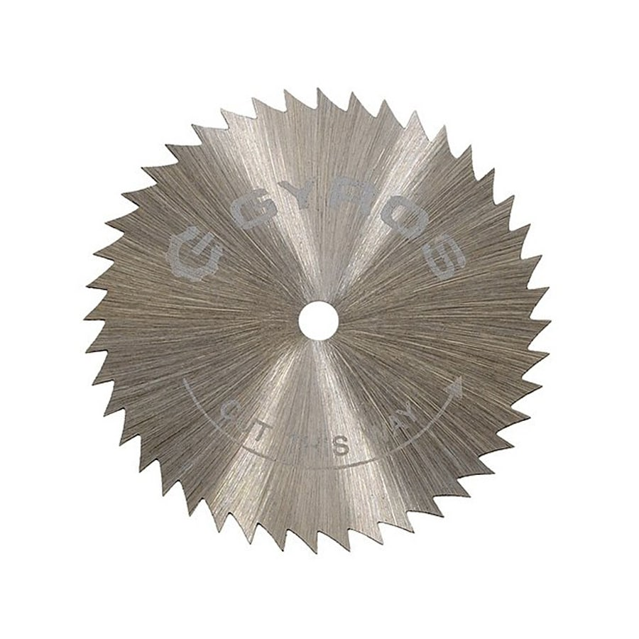 Gyros 10-Piece Cutting Wheels