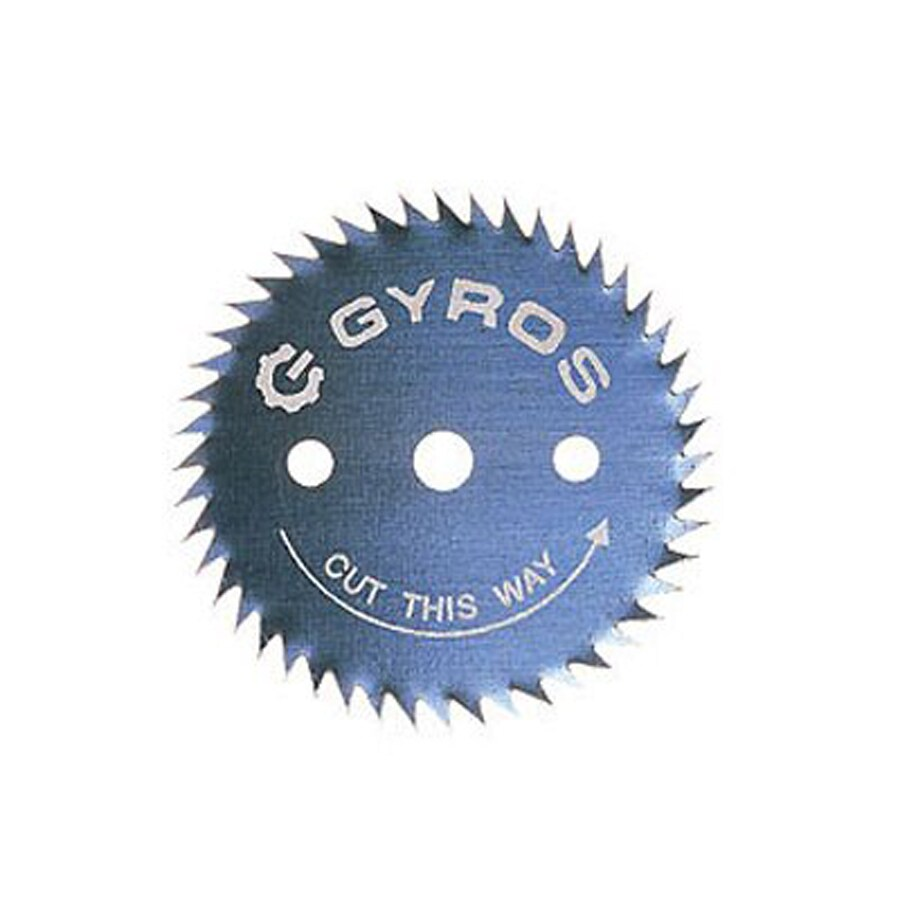 Gyros 10-Piece Steel Cutting Wheels