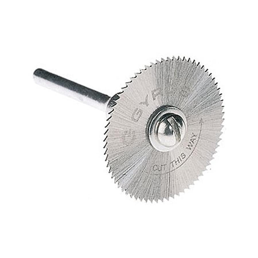 Gyros Cutting Wheel