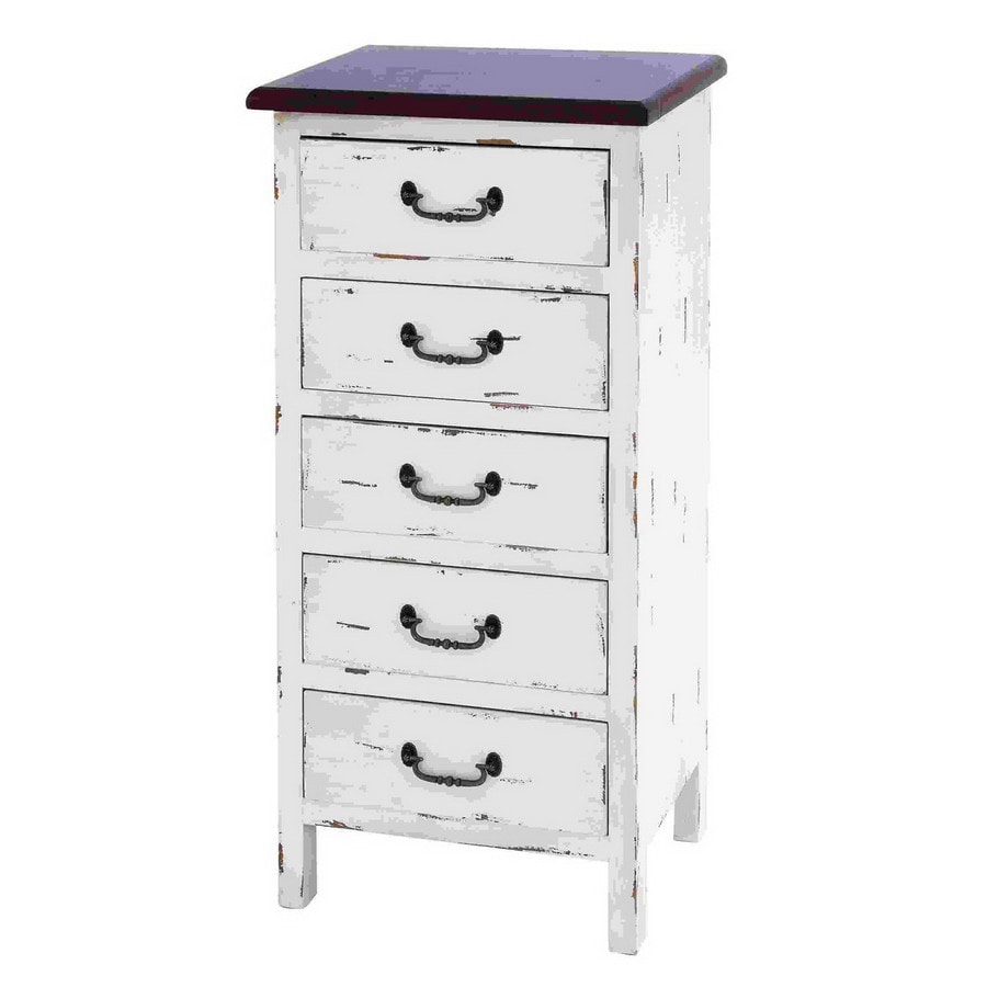Woodland Imports 5-Drawer Dresser