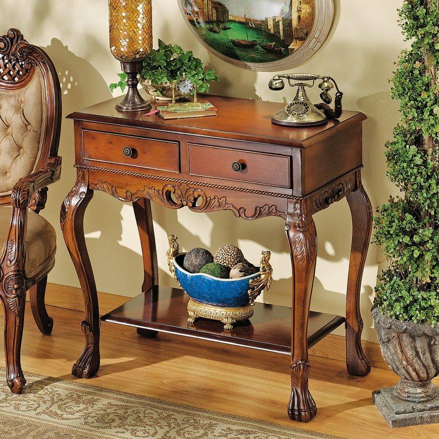 Design Toscano Broadstreet Console Table