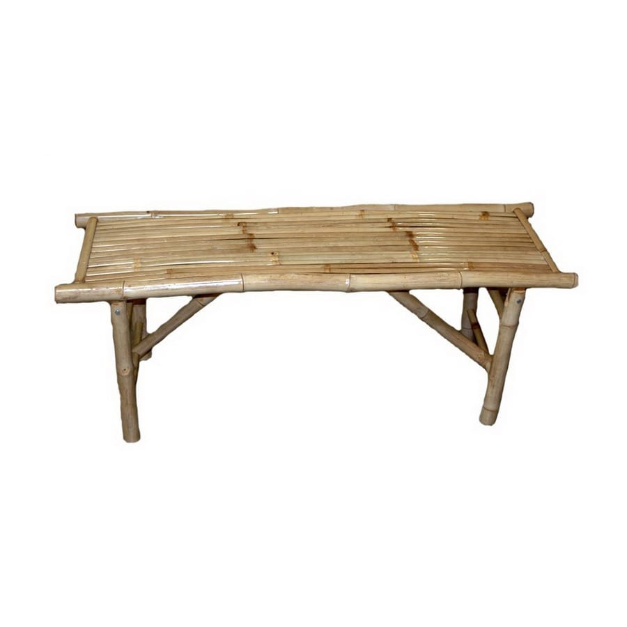 Bamboo 54 Bamboo Indoor Accent Bench