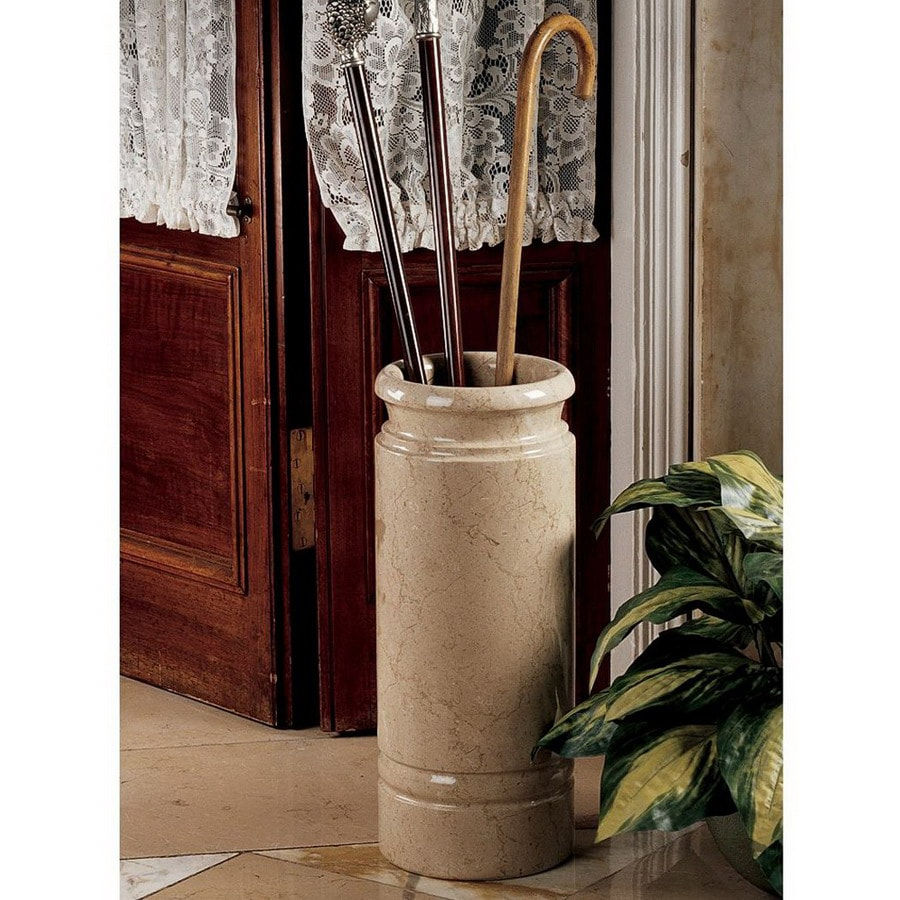 Design Toscano Ivory Cane and Umbrella Stand