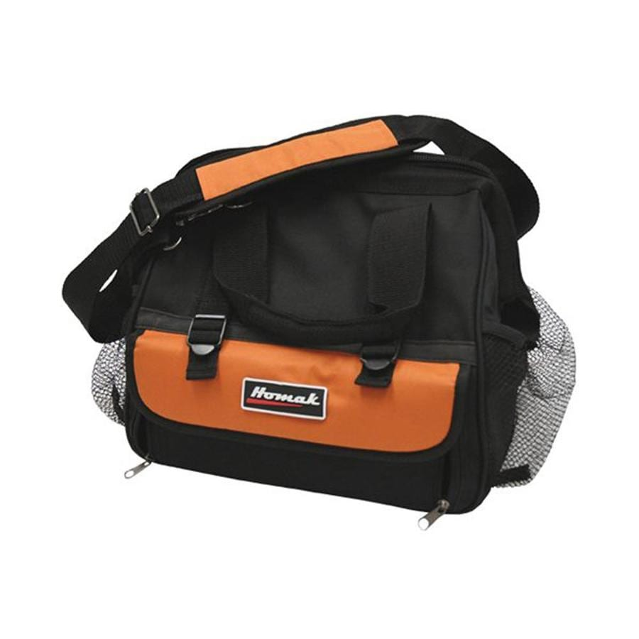Homak Polyester Hook and Loop Closed Tool Bag