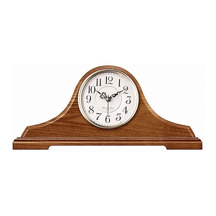 Infinity Instruments Tambour Analog Arch Indoor Mantel Standard Clock