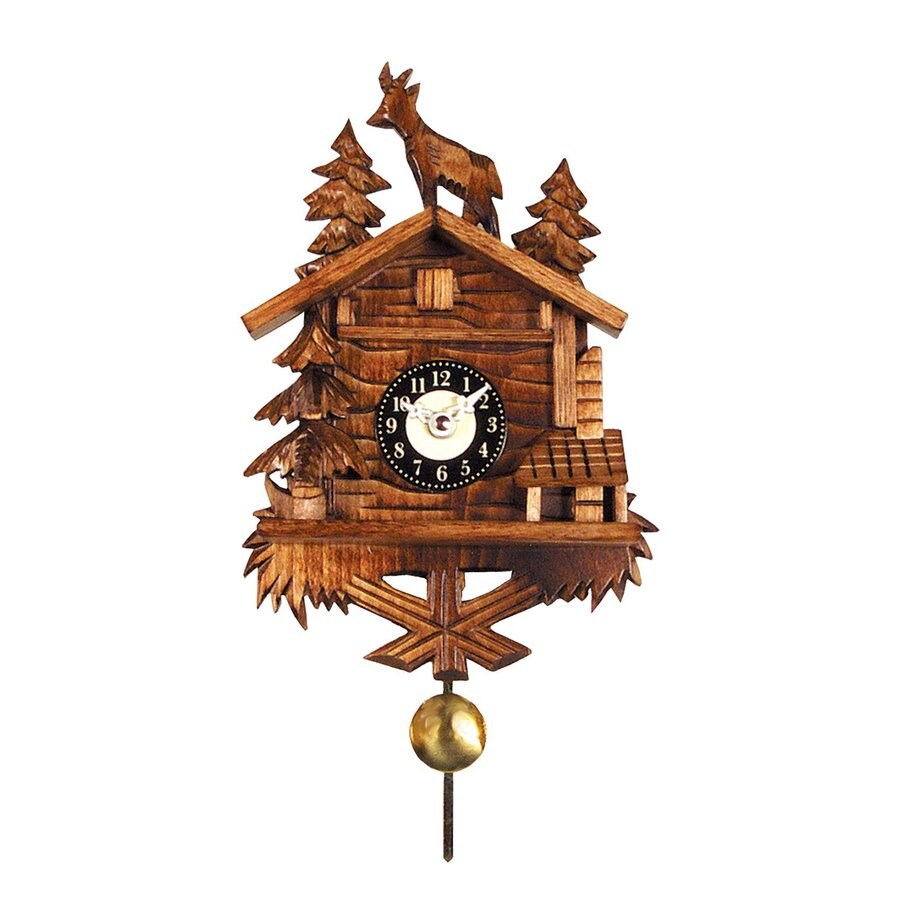Shop alexander taron analog chalet indoor wall cuckoo How to make a cuckoo clock