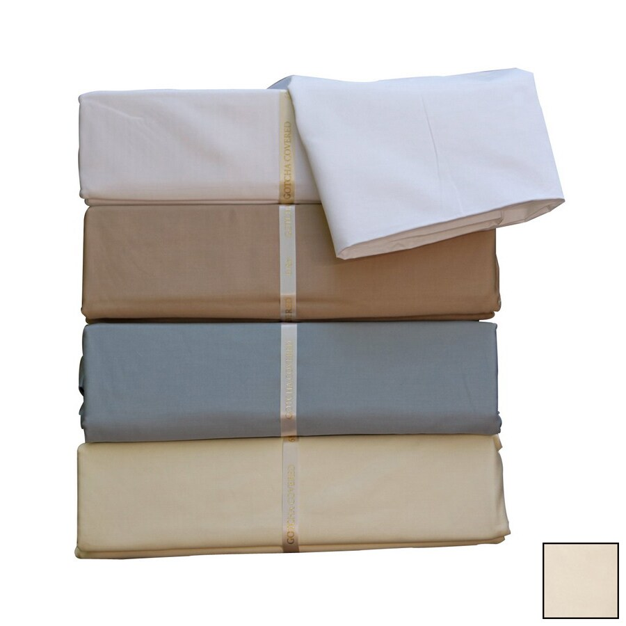 shop gotcha covered twin extra long cotton sheet set at. Black Bedroom Furniture Sets. Home Design Ideas