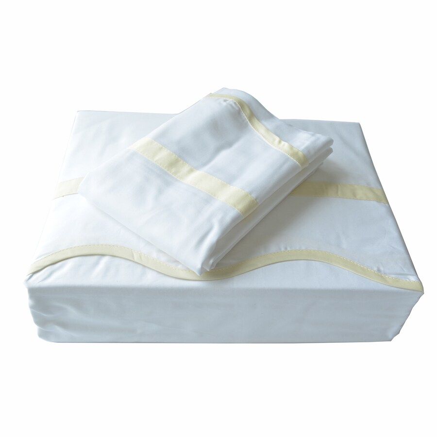 North Home Bedding Truffles King Egyptian Cotton Sheet Set