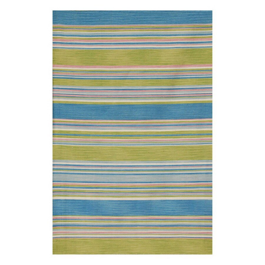 Jaipur Pura Vida x Rectangular Multicolor Transitional Area Rug