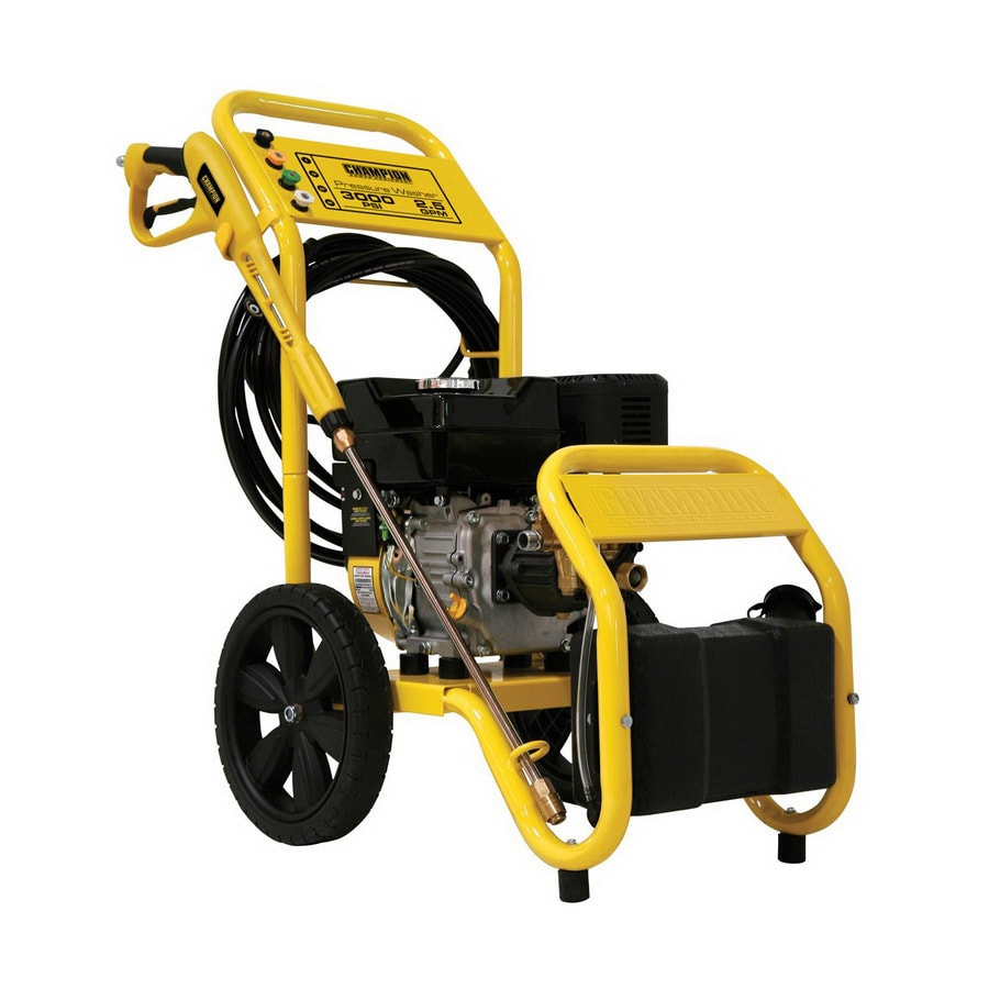 Champion Power Equipment 3000 PSI 2.5-Gallon GPM Electric Pressure Washer