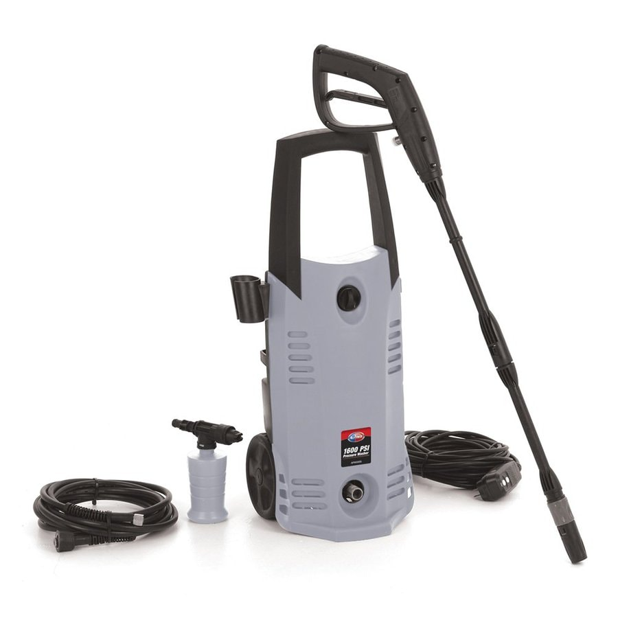 All-Power America 1600-PSI 1.6-Gallon-GPM Cold Water Electric Pressure Washer