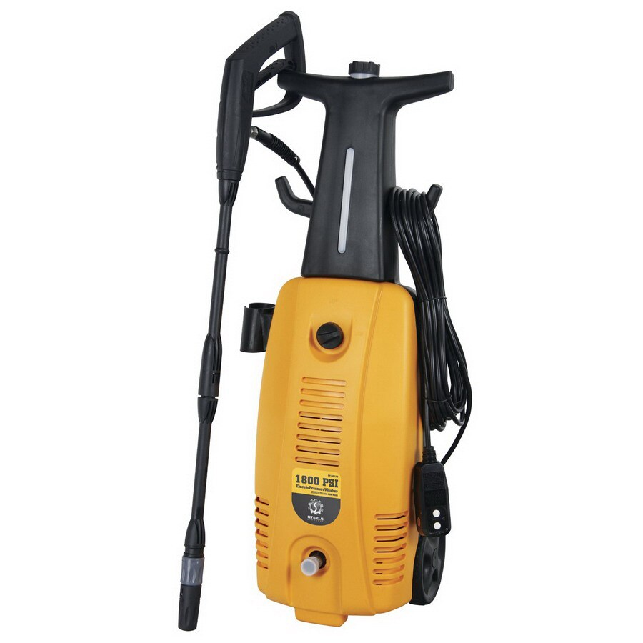 Steele Products 1800-PSI 1.6-GPM Electric Pressure Washer