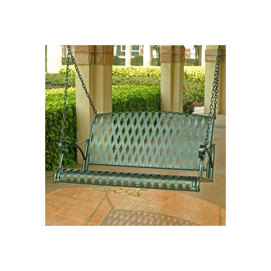 International Caravan 2-Seat Traditional Swing