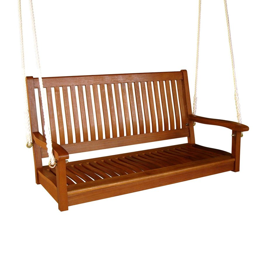 International Caravan Royal Tahiti 2-Seater Porch Swing