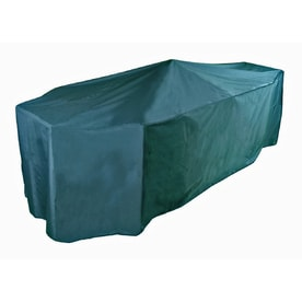 Bosmere Green Polyester Dining Set Cover