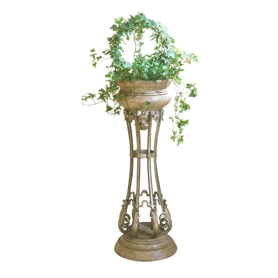 Butler Specialty Heritage Jardiniere 36-in Round Granite Plant Stand