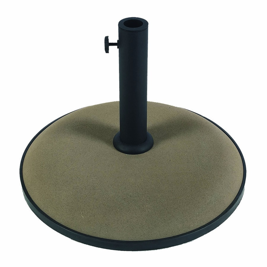 Fiberbuilt Champagne Bronze Patio Umbrella Base