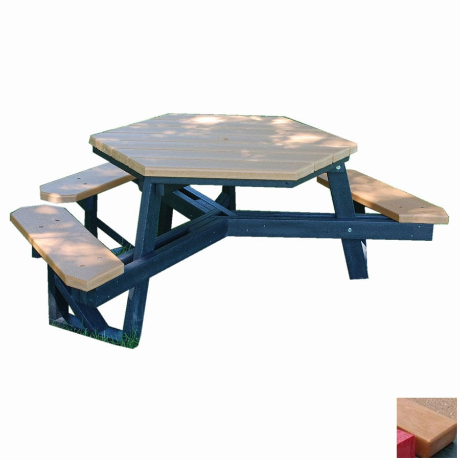 Resin Picnic Tables Benches
