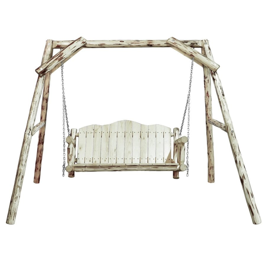 Montana Woodworks Montana Natural Porch Swing
