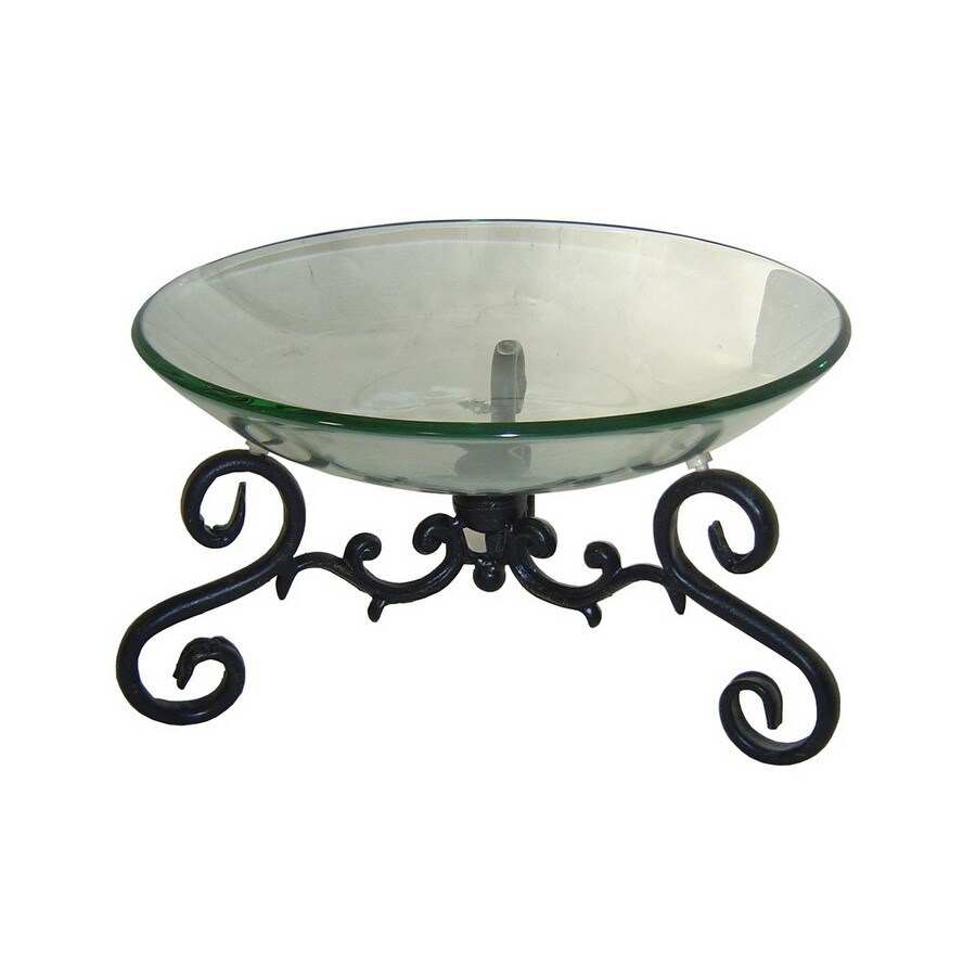 Cheung's Metal and Glass Bowl