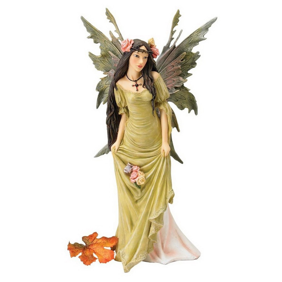 Design Toscano Hand-Painted Resin Fairy