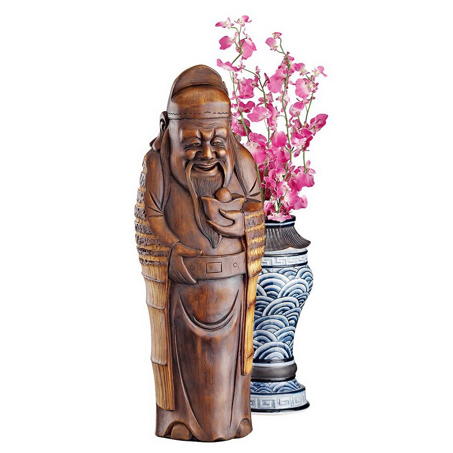 Design Toscano God of Good Fortune Statue