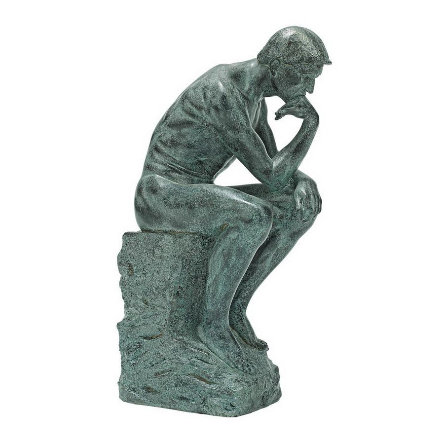 shop design toscano resin statue at