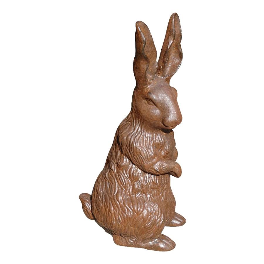 Design Toscano English Hare 13-in Animal Garden Statue