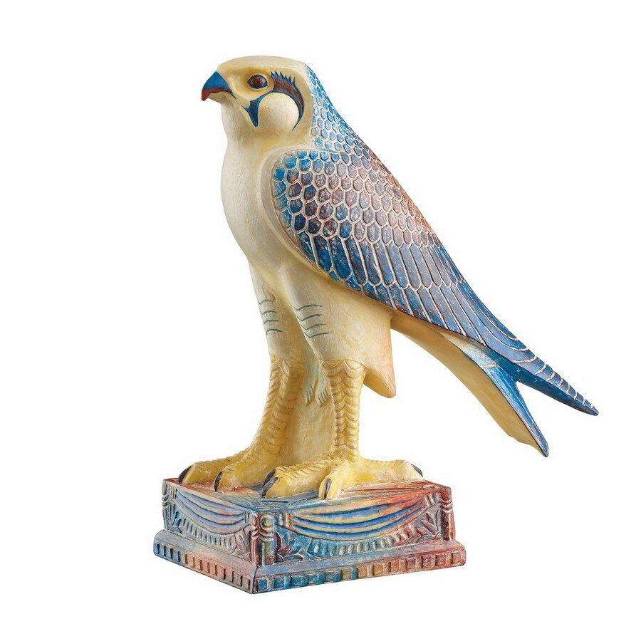 Design Toscano Hand Painted Quality Designer Resin Statue