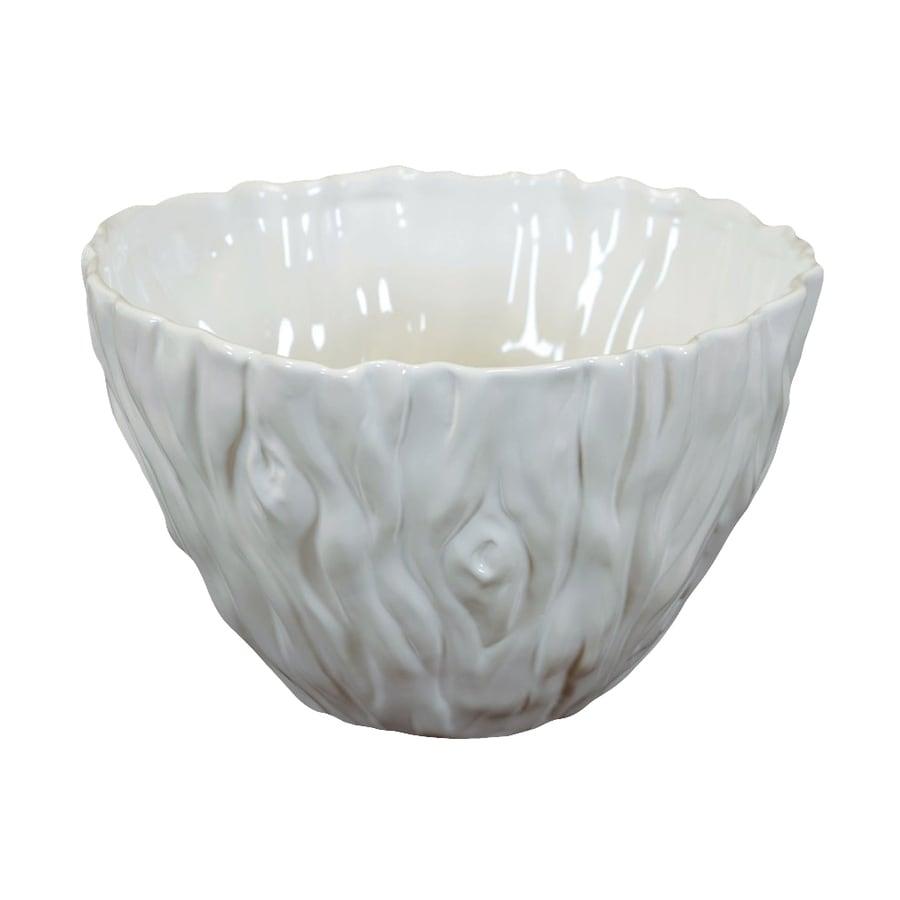 Urban Trends Ceramic Bowl