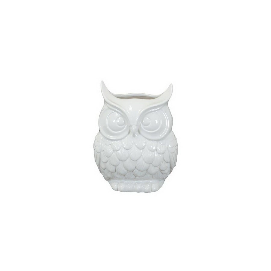 Urban Trends Ceramic Owl Statue