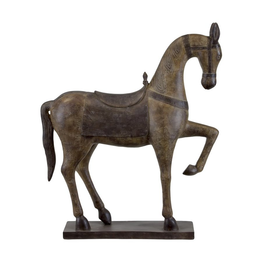 Urban Trends Resin Horse Statue