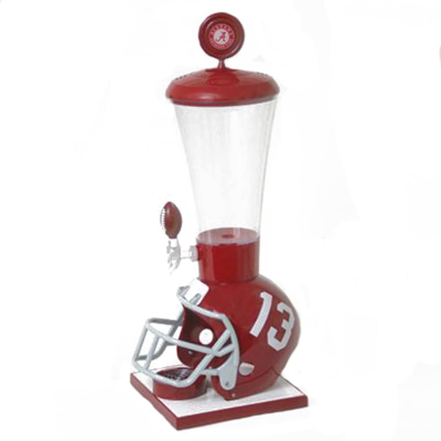 Wild Sports Gallon Alabama Crimson Tide Poly Beverage Dispenser