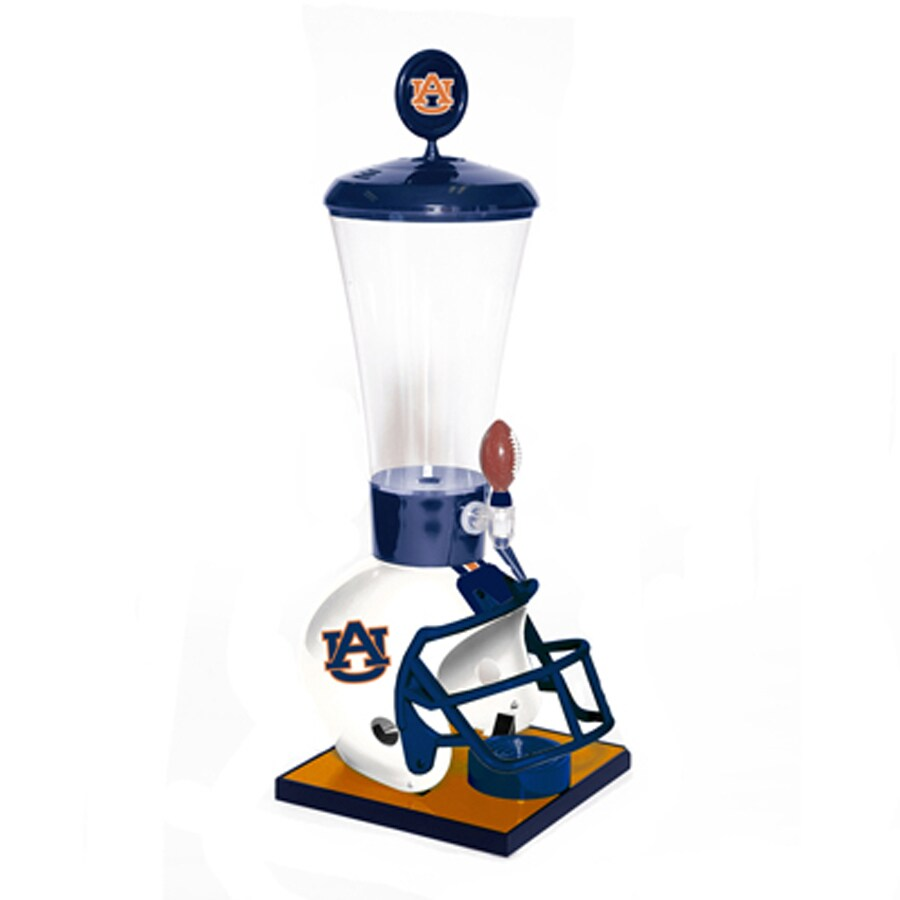 Wild Sports Gallon Auburn Tigers Poly Beverage Dispenser