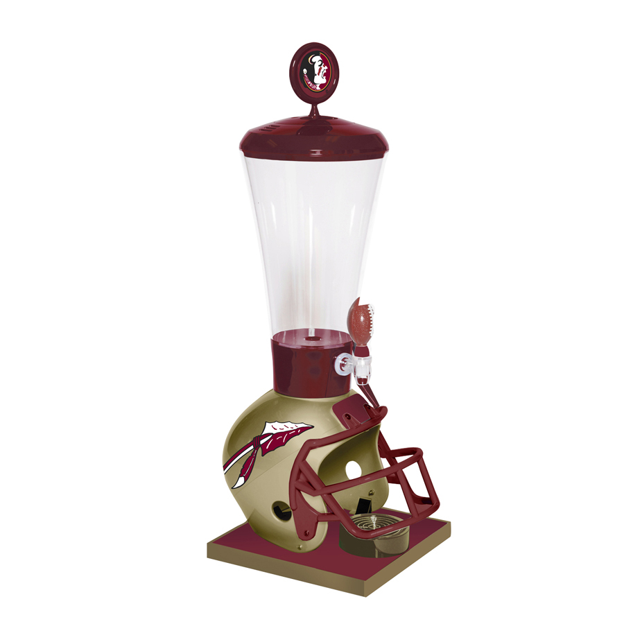 Wild Sports Gallon Florida State Seminoles Poly Beverage Dispenser