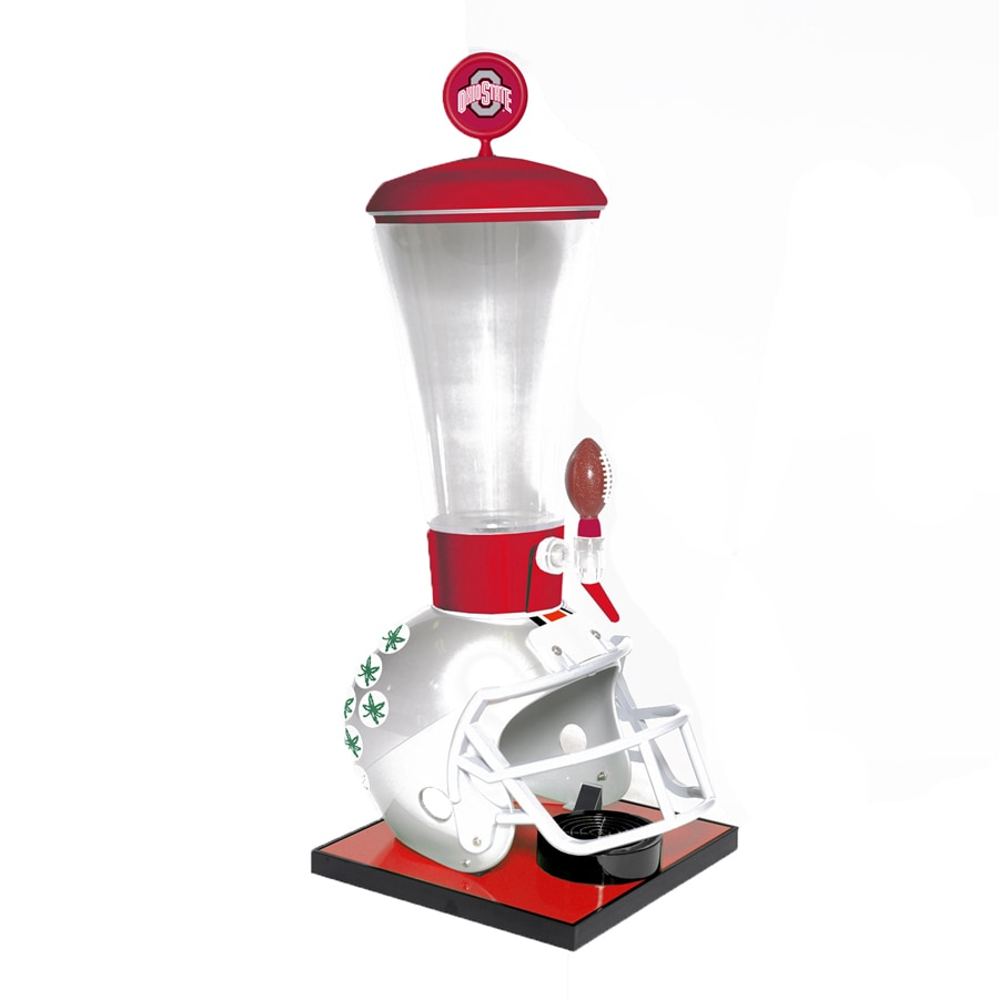 Wild Sports Gallon Ohio State Buckeyes Poly Beverage Dispenser