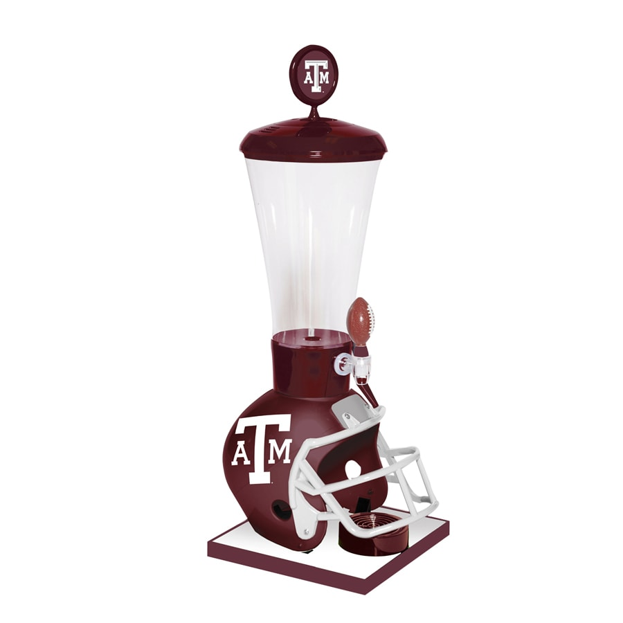 Wild Sports Gallon Texas A&M Aggies Poly Beverage Dispenser