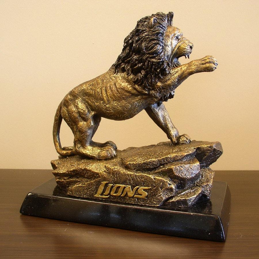Wild Sports Detroit Lions Alabaster Statue