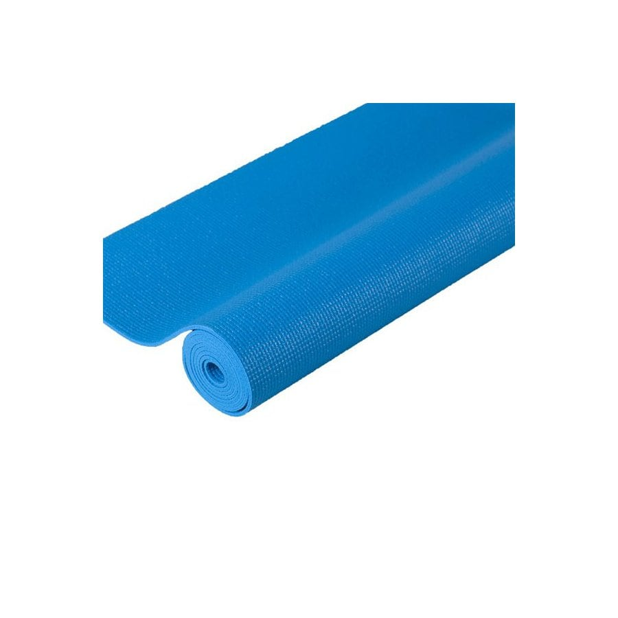 J FIT 5-ft 8-in Blue Foam Yoga Mat
