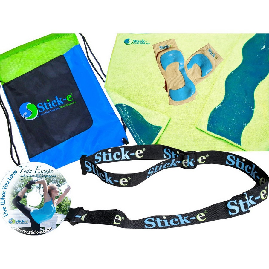 Stick-e Yoga Anywhere Accessory Set