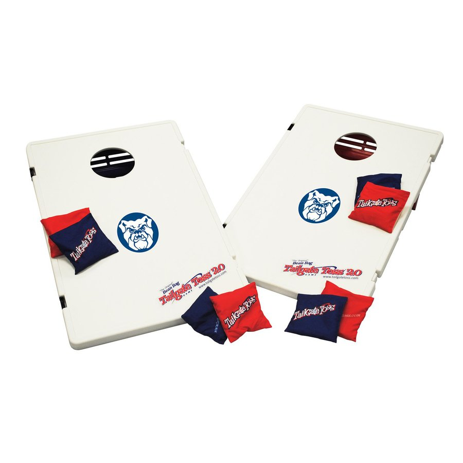 Wild Sports Butler Bulldogs Outdoor Corn Hole Party Game with Case