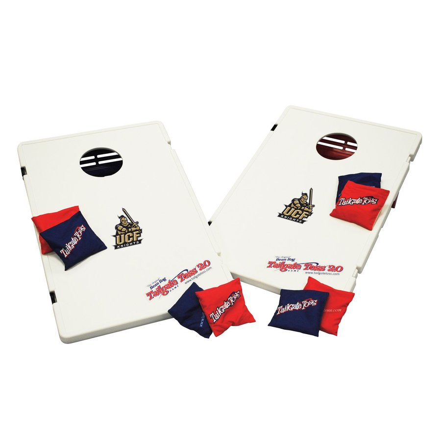 Wild Sports University of Central Florida Knights Outdoor Corn Hole Party Game with Case