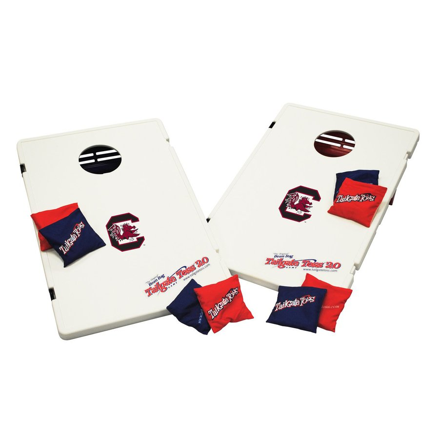 Wild Sports South Carolina Gamecocks Outdoor Corn Hole Party Game with Case