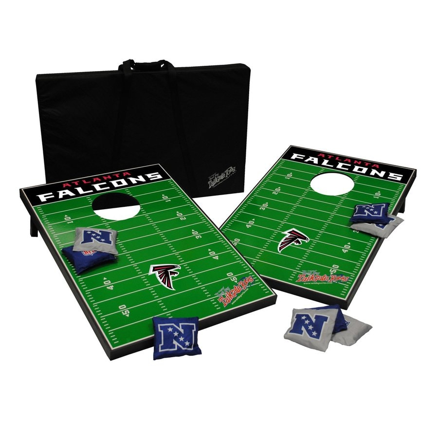Wild Sports Atlanta Falcons Outdoor Corn Hole Party Game