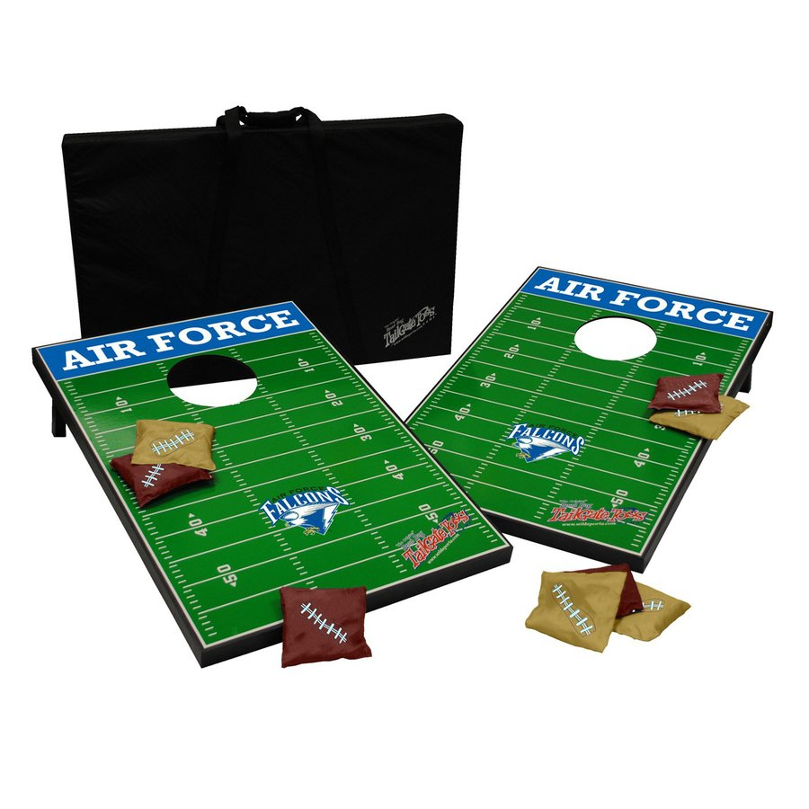 Wild Sports Air Force Falcons Outdoor Corn Hole Party Game