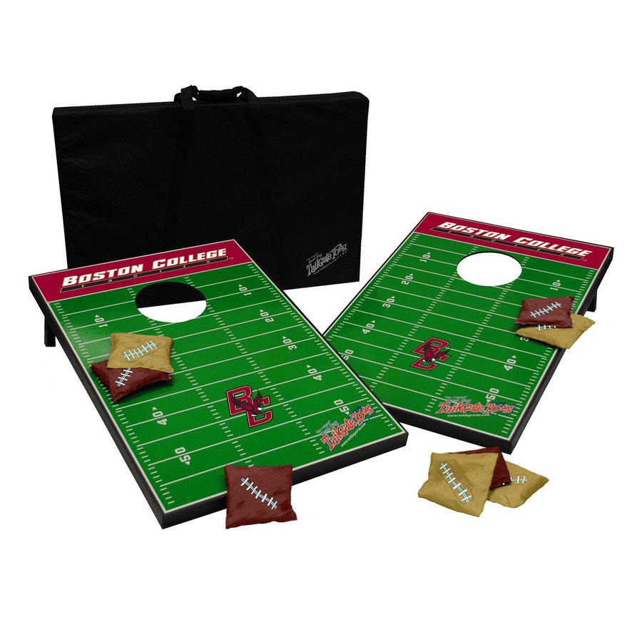 Wild Sports Boston College Eagles Outdoor Corn Hole Party Game