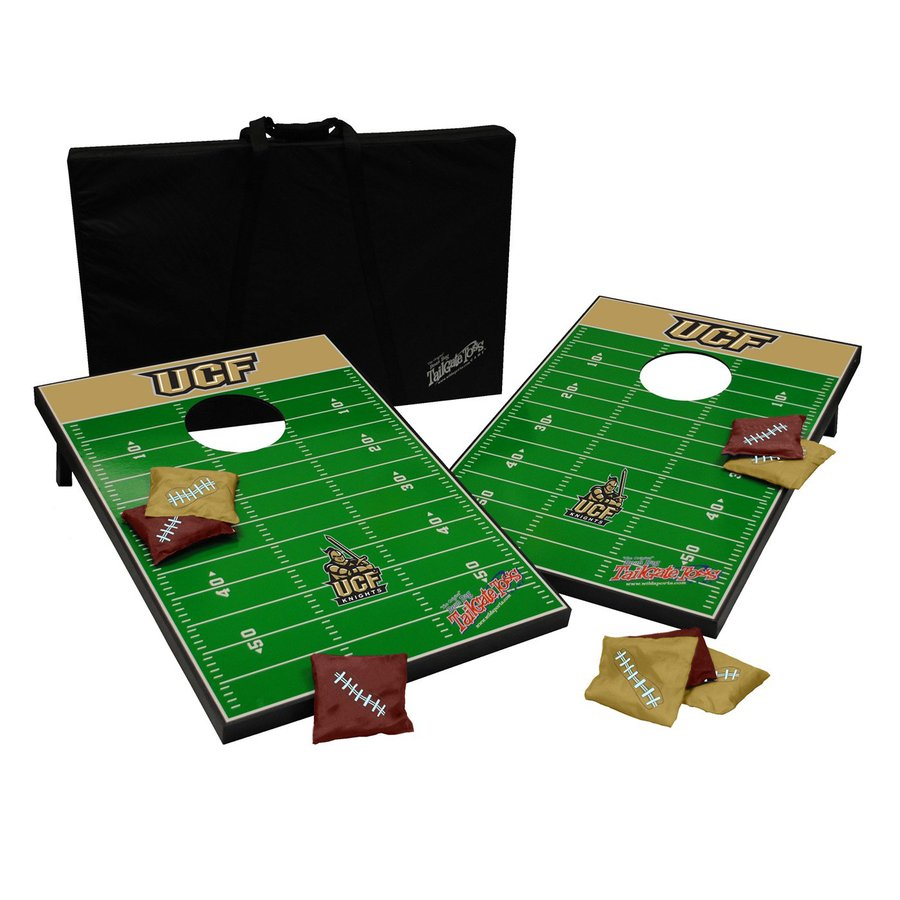 Wild Sports University of Central Florida Knights Outdoor Corn Hole Party Game