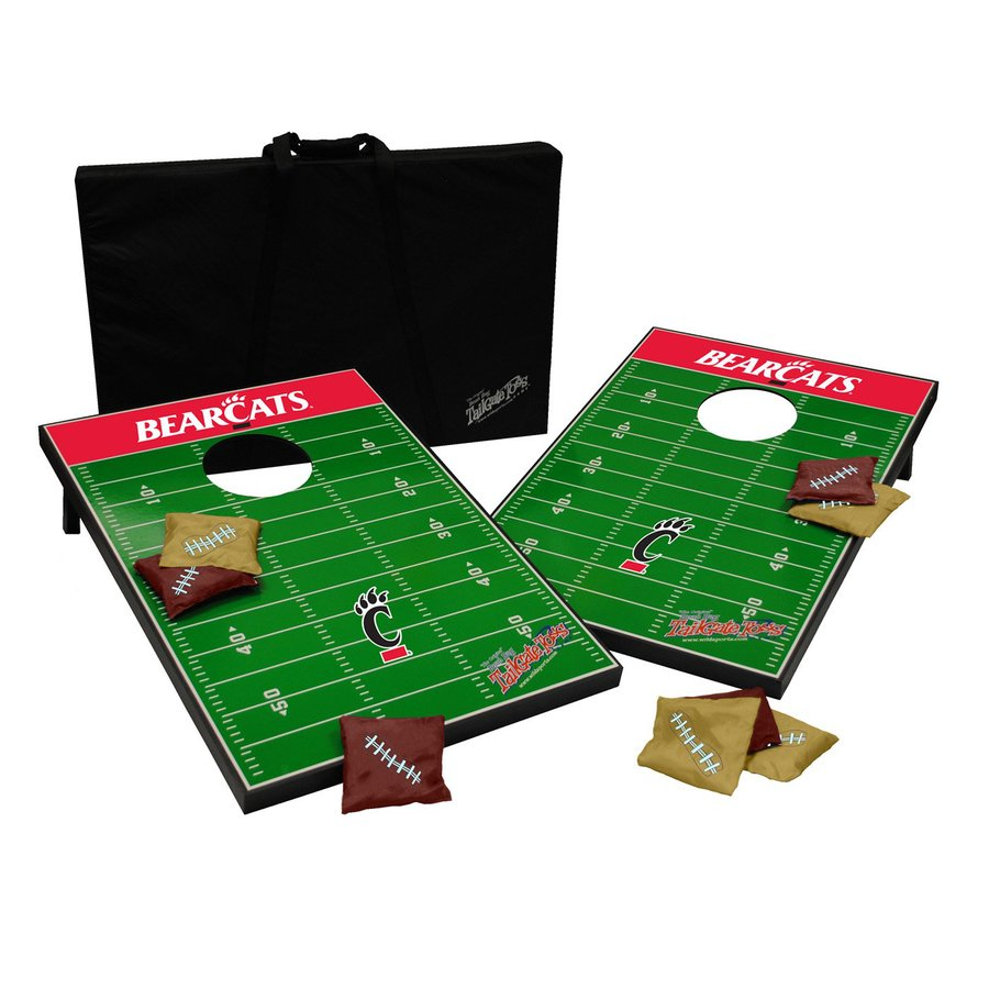 Wild Sports Cincinnati Bearcats Outdoor Corn Hole Party Game