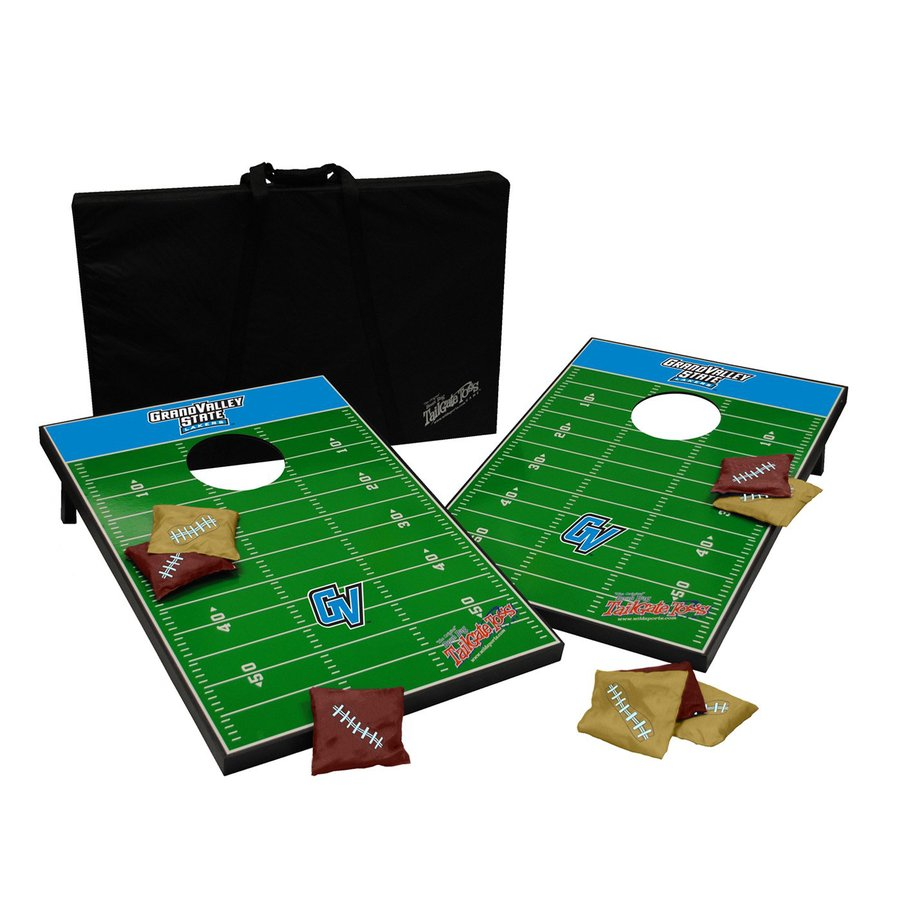 Wild Sports Grand Valley State Lakers Outdoor Corn Hole Party Game